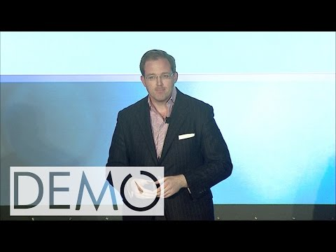DEMO Traction Boston: First Mile Geo on-stage presentation