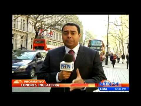 Expresentadorde la BBC Stuart Hall se declara culpable por abusos a menores de edad