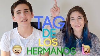 TAG DE LOS HERMANOS (PABLO CAMPOS)  - NATH CAMPOS