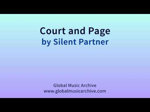 Court and page by Silent Partner 1 HOUR