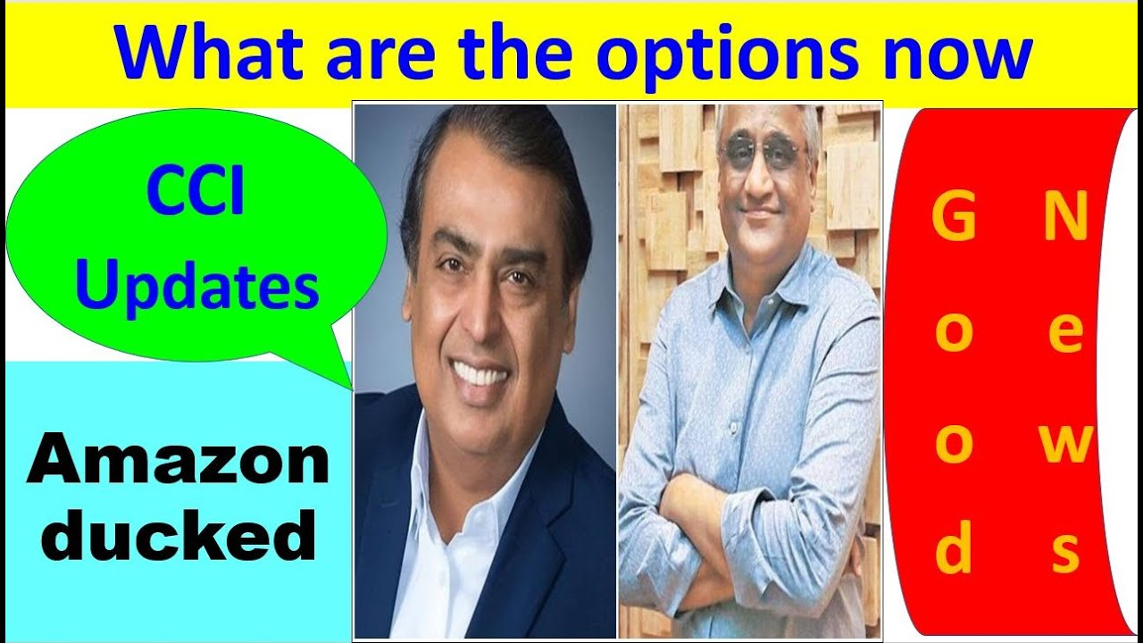 Future Group Latest News !! Reliance & Future Retail deal updates. Amazon did not responded to CCI