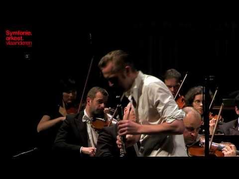 Symfonieorkest Vlaanderen - Interview met Emil Jonason over het Klarinetconcert van Magnus Lindberg