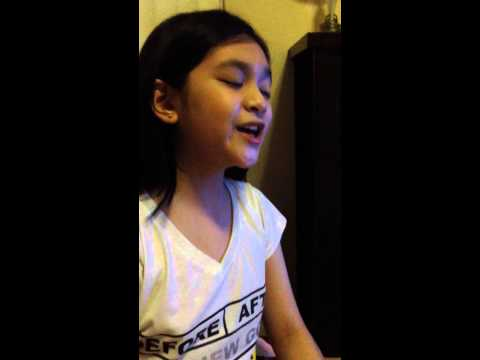 Camille Santos (Cover) Almost Is Never Enough