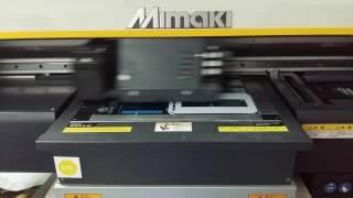 видео Печать на поликарбонате, композитах