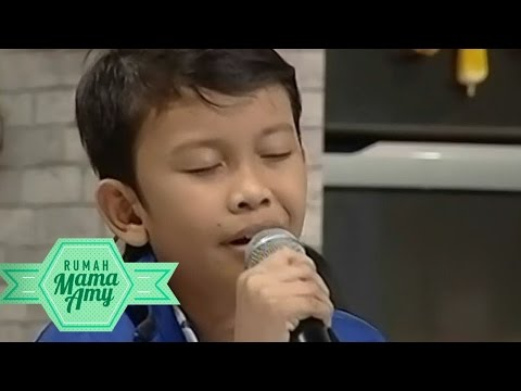 Jojo Idol jr Rindu Untuk Ayah - Rumah Mama Amy (5/8)