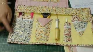Patchwork Ao Vivo: costureiro shabby chic