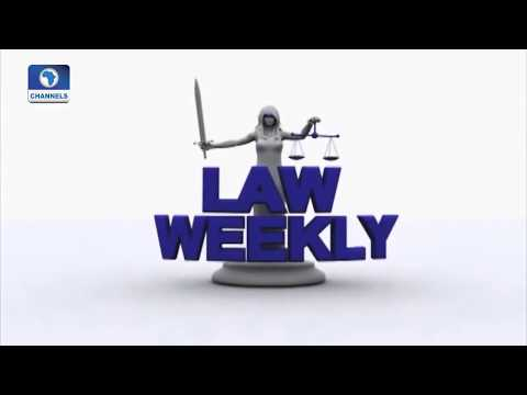 Focus On Trending Stories From The Courts Pt.1 |Law Weekly|