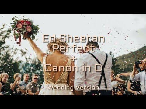 Paul Hankinson - Perfect + Canon wedding  piano and violin