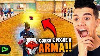 CORRA E PEGUE A ARMA PARA GANHAR!!