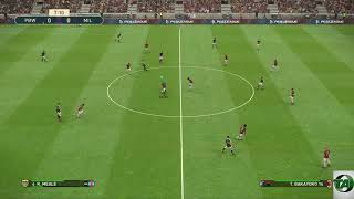 PES 19  supercoppa europea GAMEPLAY ITA