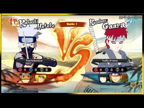 Naruto Storm 4 Player Match: Subscriber Battle 16 Traffy-D-law6
