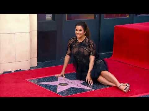 Corpus Christi native Eva Longoria gets star on Hollywood Walk of Fame