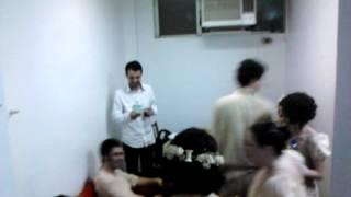Bastidores do espetáculo - Ser Minas Tão Gerais -