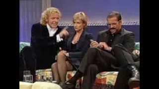 Wetten Dass- Streit mit Götz George (Original 1998)