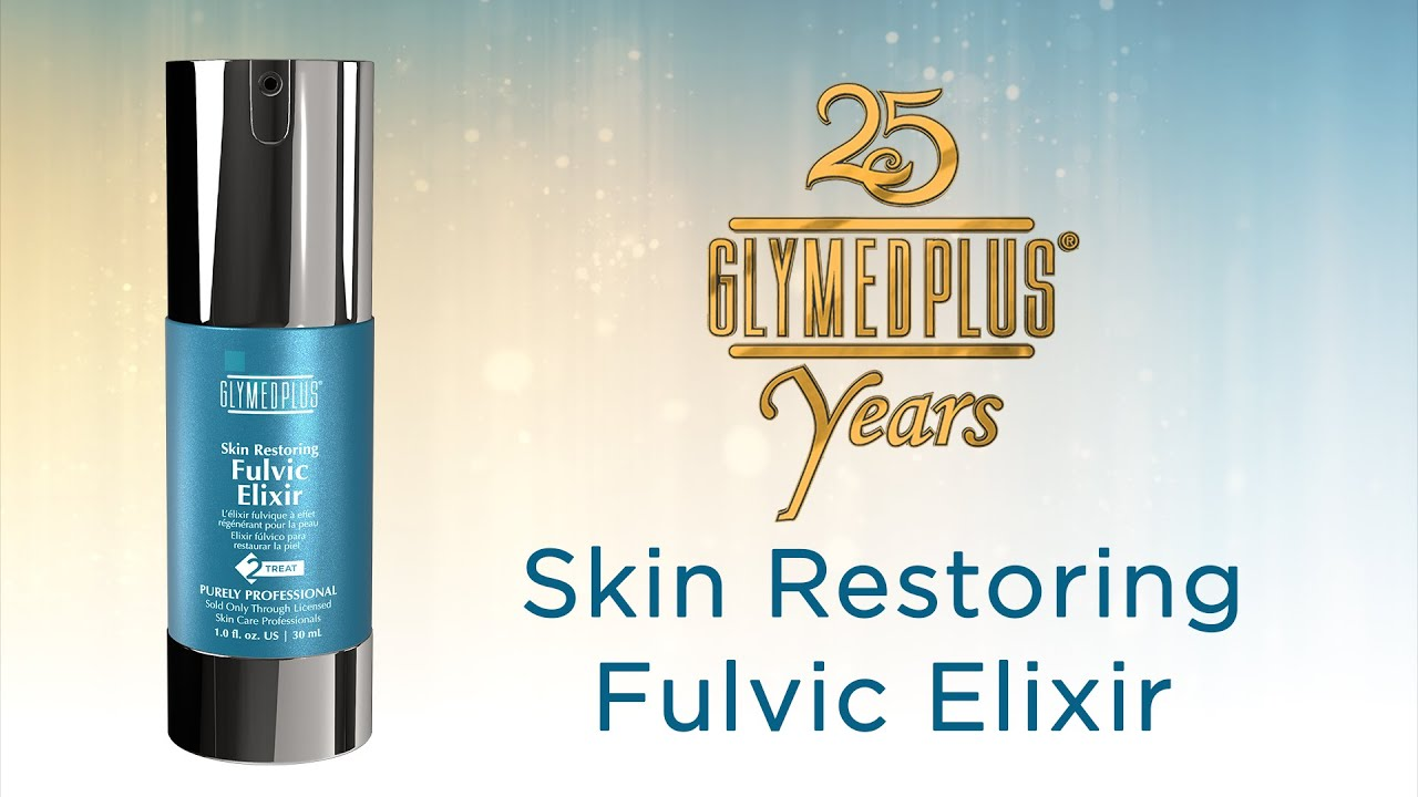 New Skin Restoring Fulvic Elixir