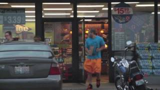 Stink Bomb Gas Station Prank