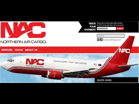 Northern Cargo Tracking,Northern Air Cargo Tracking Status