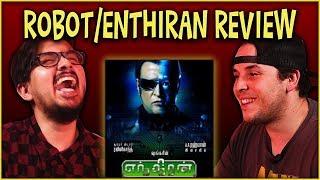 Robot Enthiran Full Movie Review