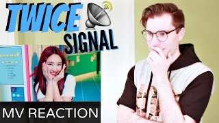 "TWICE (트와이스) ""Signal"" MV Reaction 