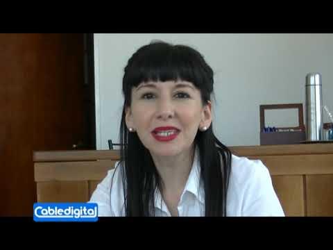 Patricia Palau- Personal de Casino Ajest Justo Daract- entrevista Daract TV