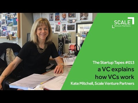 a VC explains how VCs work — The Startup Tapes #013
