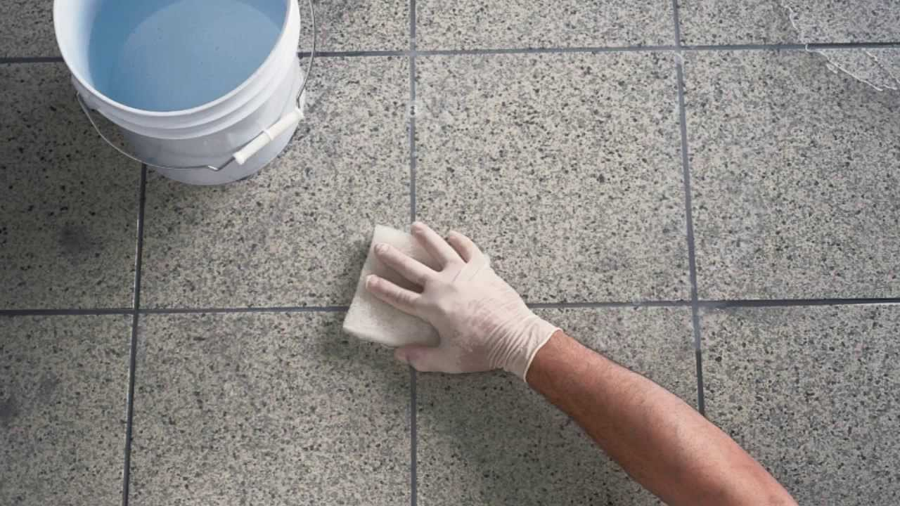 Laticrete pro tips epoxy grout haze removal youtube dailygadgetfo Image collections