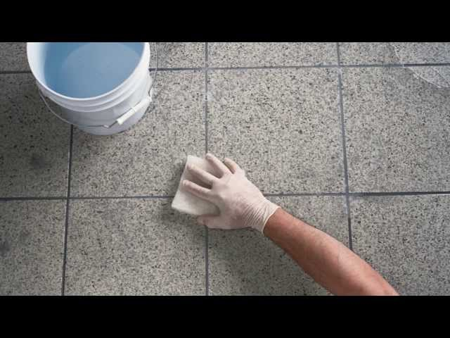 LATICRETE Pro Tips: Epoxy Grout Haze Removal