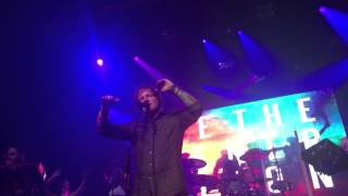 Rudimental with Ed Sheeran Webster Hall, NYC 9/29/15 lay it all on me Live