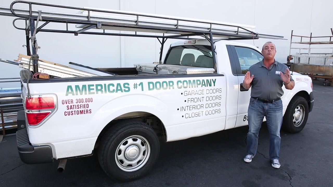 Mesa Garage Doors - We Price Match Garage Doors - YouTube