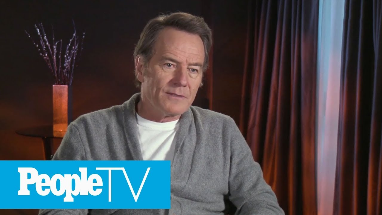 Why Bryan Cranston Thought Walter White's Death Was Noble | PeopleTV | Entertainment Weekly
