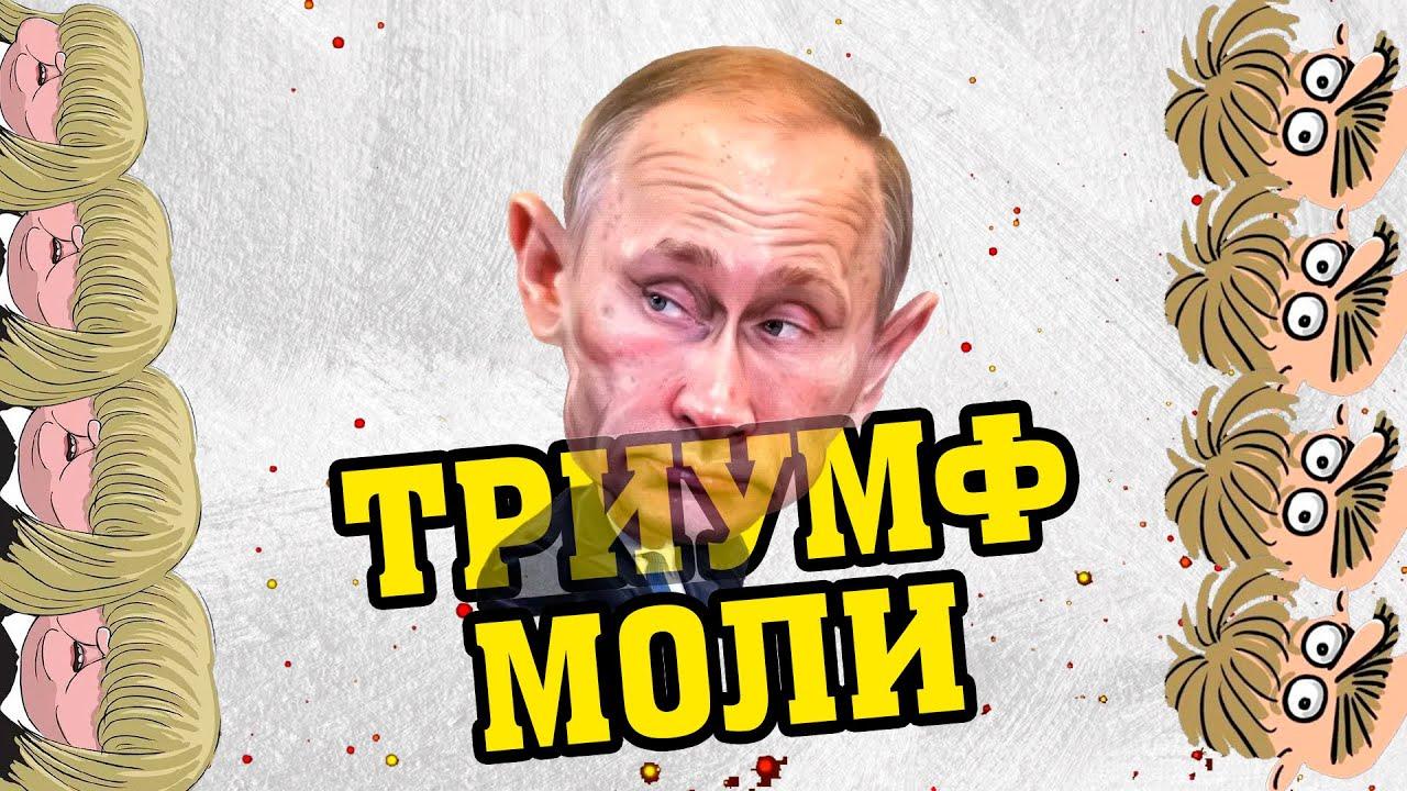 Триумф Путина // Александр Торн для Открытки