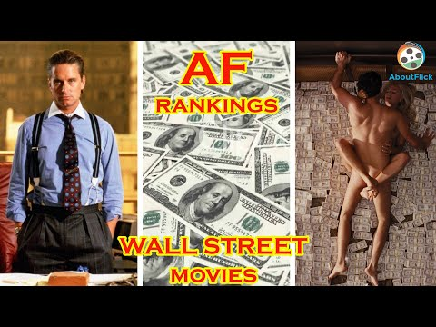 Wall Street movies RANKED - The best of financial cinema