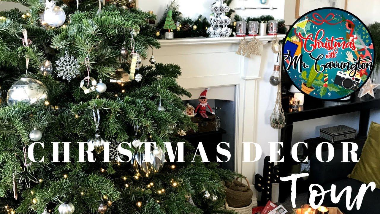 Christmas Living Room Tour 2018