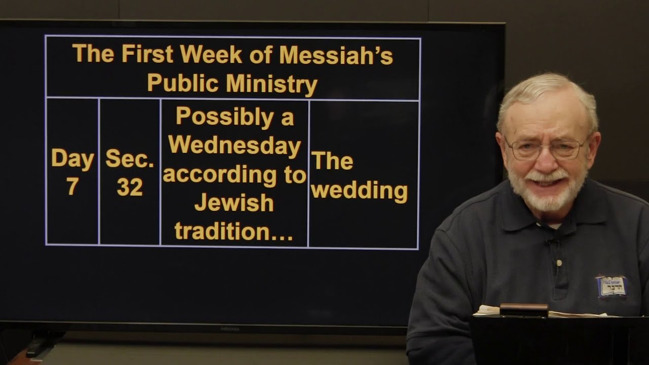 The Jewish Life of the Messiah 2021 -- Session 10