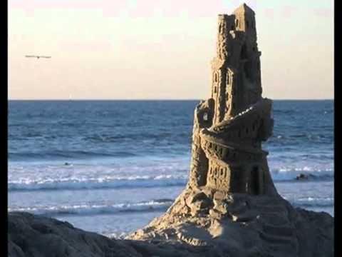 castillo de arena el pescao