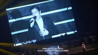 20130512 蕭敬騰 Jam Hsiao소경등[ 我只在乎你] 鄧麗君追夢何日君再來紀念演唱會