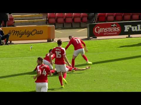 Crewe Alexandra 5-1 Chesterfield: Sky Bet League Two Highlights 2017/18 Season