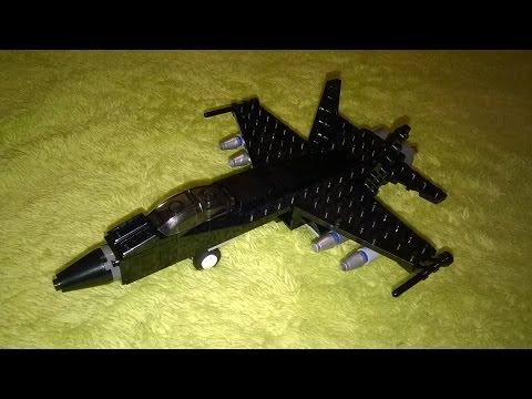 LEGO FA-18 Hornet