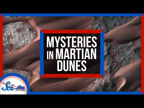 The History Hidden in Martian Dunes