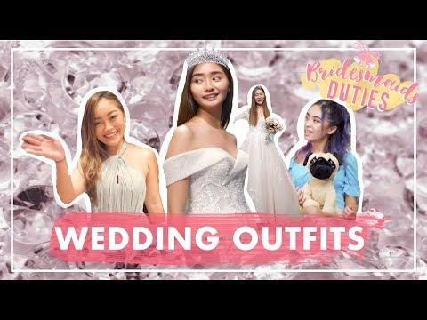 Picking the Perfect Wedding Dress