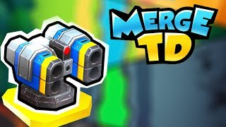 Merge TD: Idle Tower Defense - DoubleJump Games Inc. Walkthrough