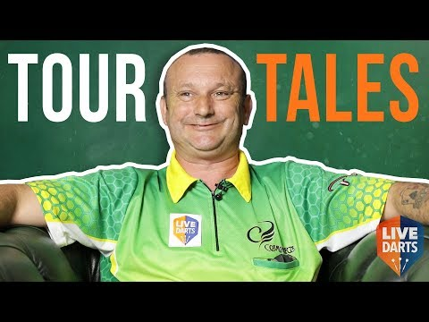 Tour Tales with Darren Webster – Adrian Lewis and the kebab house 'kidnap'