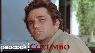 That's My Specialty, Homicide   Columbo