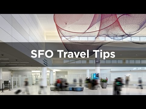 SFO Travel Tips - Steer Clear of Traffic Congestion