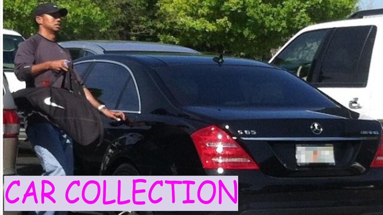 tiger woods car collection 2018 youtube