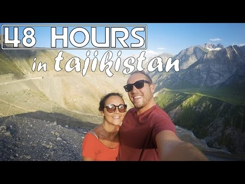 48 Hours in Tajikistan 2016: Explore Dushanbe and the Fann M