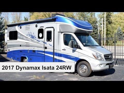 2017 Dynamax Isata 24RW | Class C Motorhome