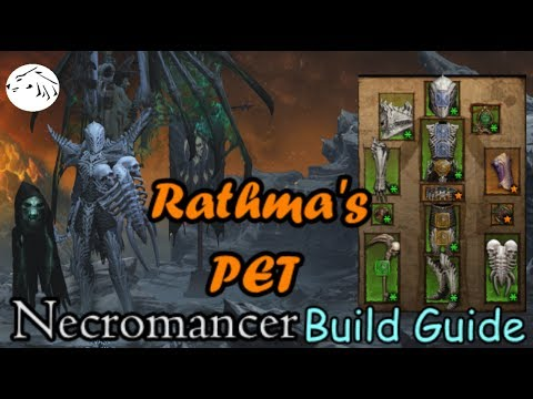 Diablo Necromancer Greater Rift Solo Build