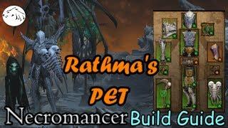 Diablo 3 Necromancer Rathma's PET Build Guide - Bones of Rathma Petmancer