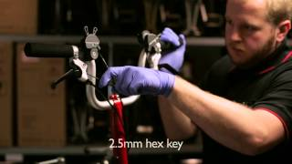Technical Guide - How To Adjust Brompton Brake Levers